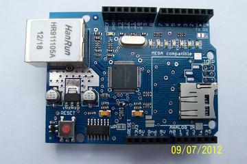 Uno Shield Ethernet Shield W5100 R3 Uno Mega 2560